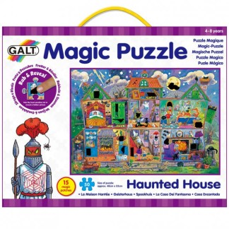 Haunted House Magic Puzzle