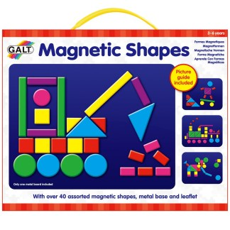 Magnetic Shapes