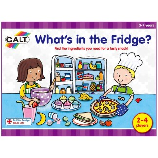 Whats In The Fridge?