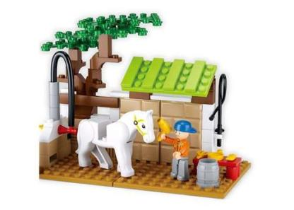 Horse Care station