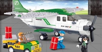 Aviation C-Mini-Transport Plane