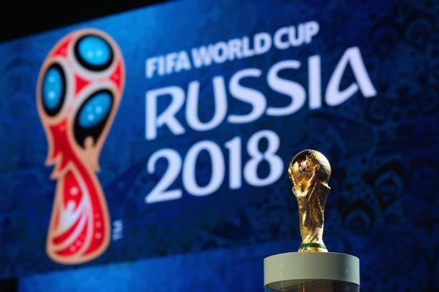 Música de la Copa Mundial de Fútbol Rusia 2018
