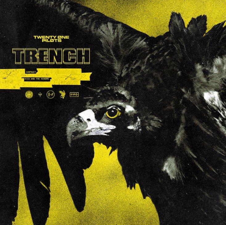 Twenty One Pilots lanza su nuevo álbum Trench