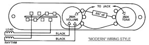 Tele Wiring Battle Royale – Vintage VS Modern | Lollar