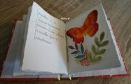 Livre d'artiste nature