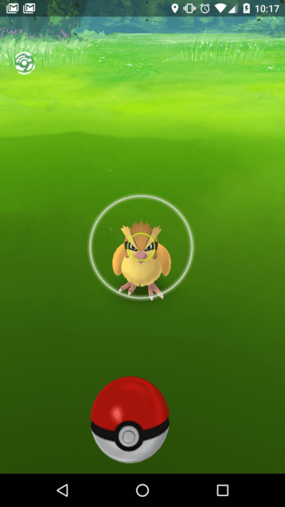 throw-it-into-the-smallest-possible-yelloworangered-circle-to-maximize-throw-bonus-more-xp-pokemon-go