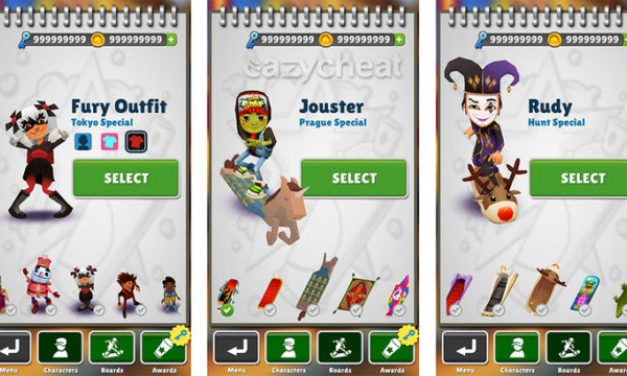 Subway Surfers Game Latest Cheats, Tips and Tricks