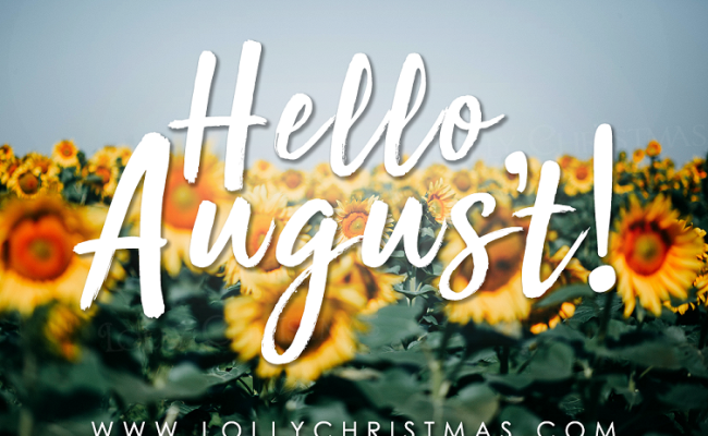 August 1 2018 Lollychristmas