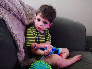 I convinced my son to break his pacifier (and other therapy stories).