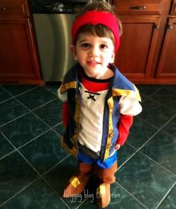 Jasper's big (tiny) Halloween #StreamTeam reveal