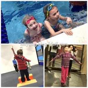 Splashing, spinning & soaring kids in Chicago