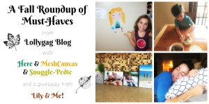 Fall's roundup of must-haves & a giveaway!