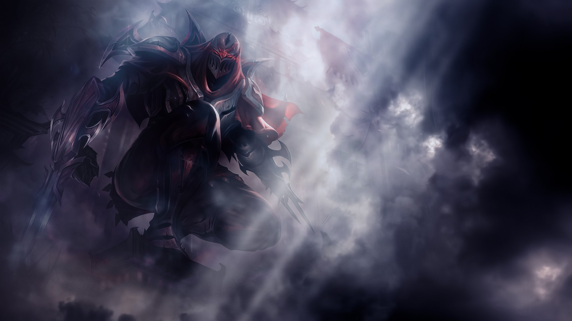 Introducing Zed, The Master of Shadows - LoL News