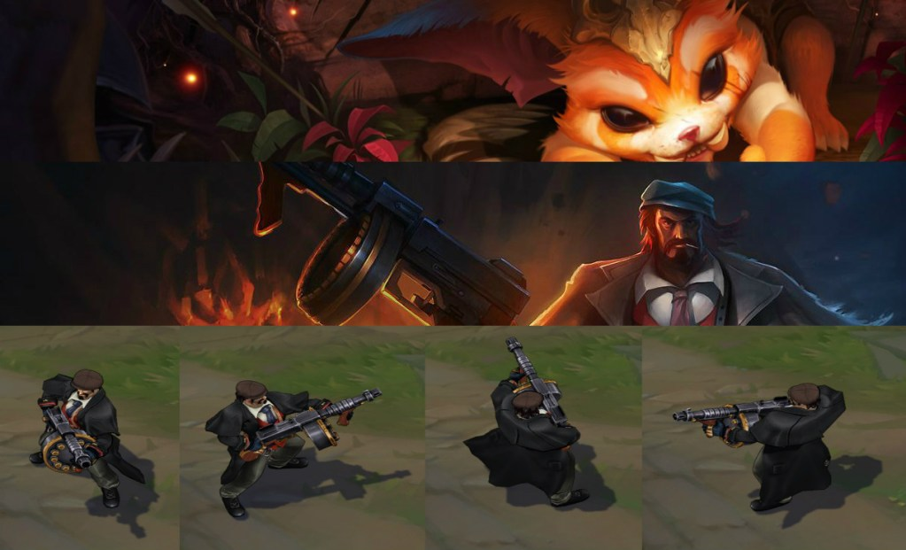 Champion and Skin Sale [03.03 – 06.03]