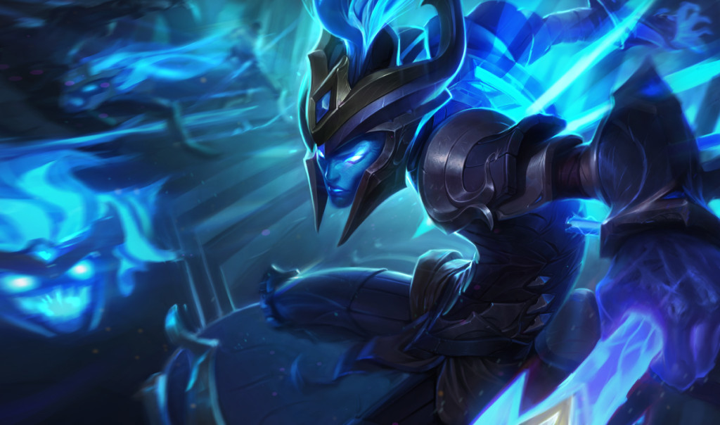 Championship Kalista Skin will be released.