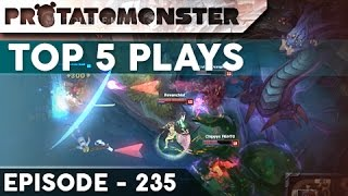 top 5 plays