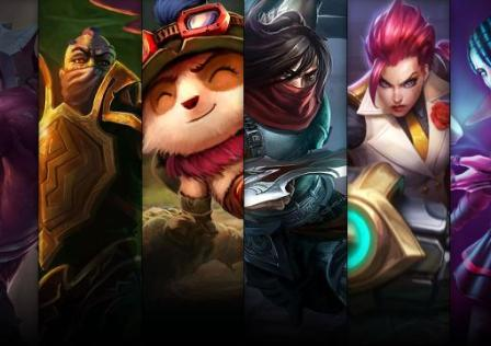 Champion and Skin Sales