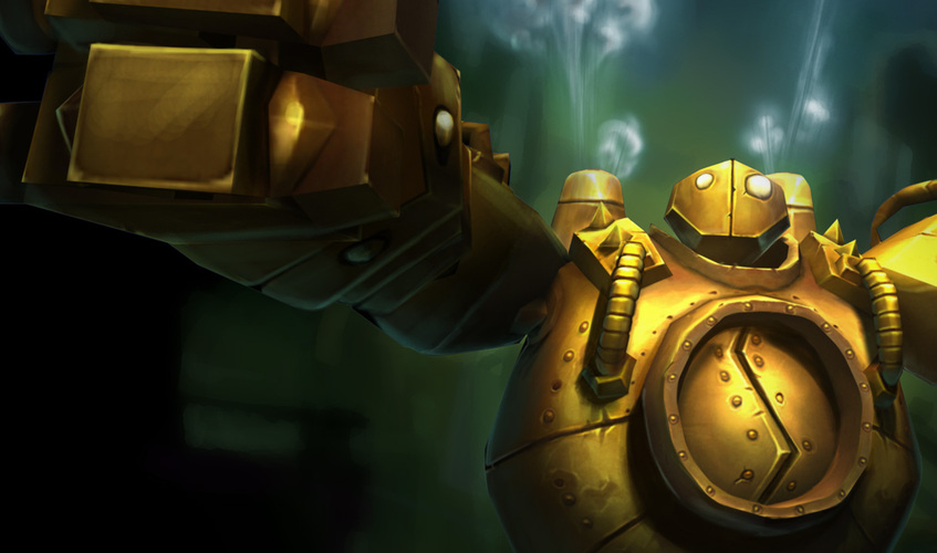 Blitzcrank 101: How to Bait and Hook