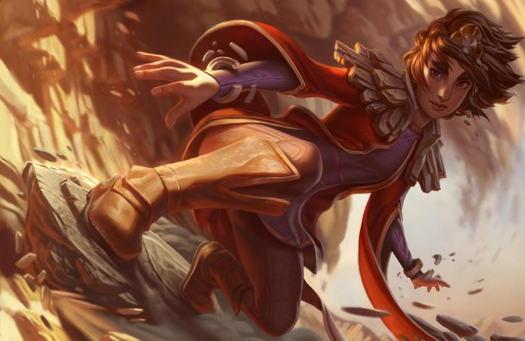 Taliyah Changes for 6.14