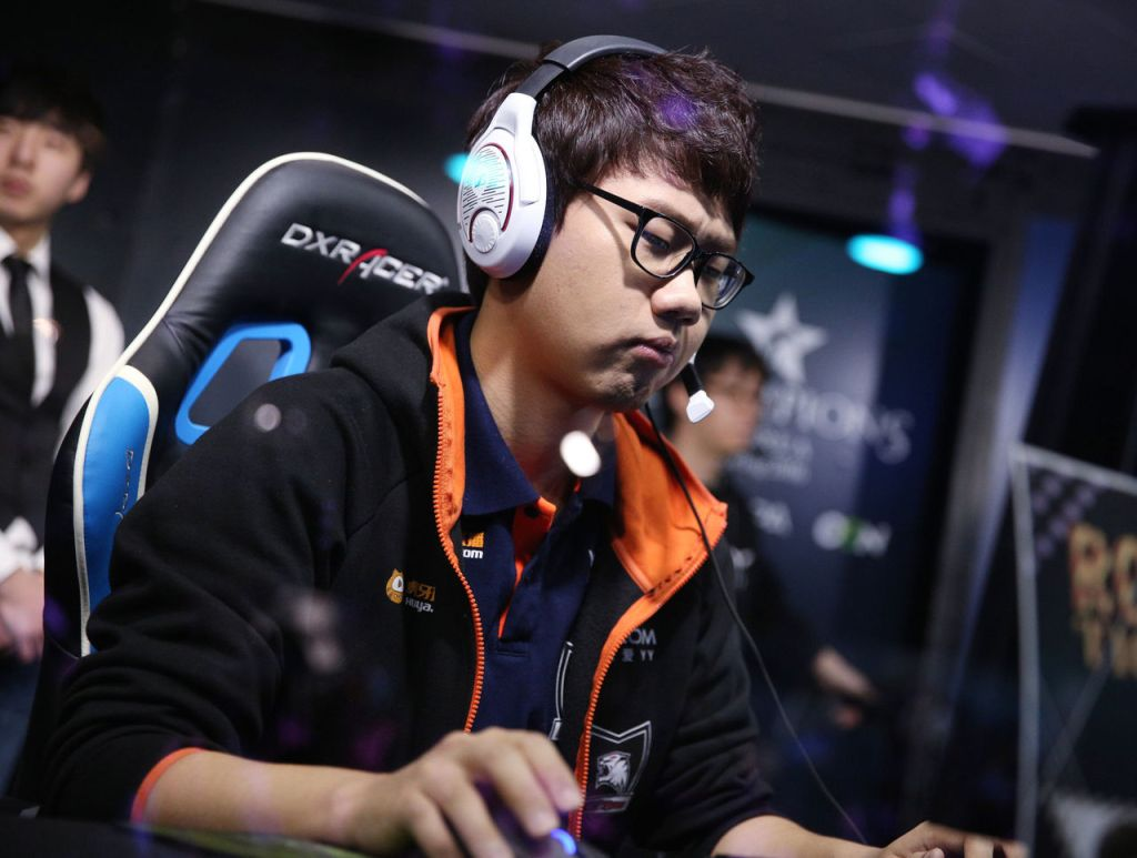 """Kuro: """"This match was so important to me because I finally have a championship as a player. I felt my emotions take over after such a close match."""""""