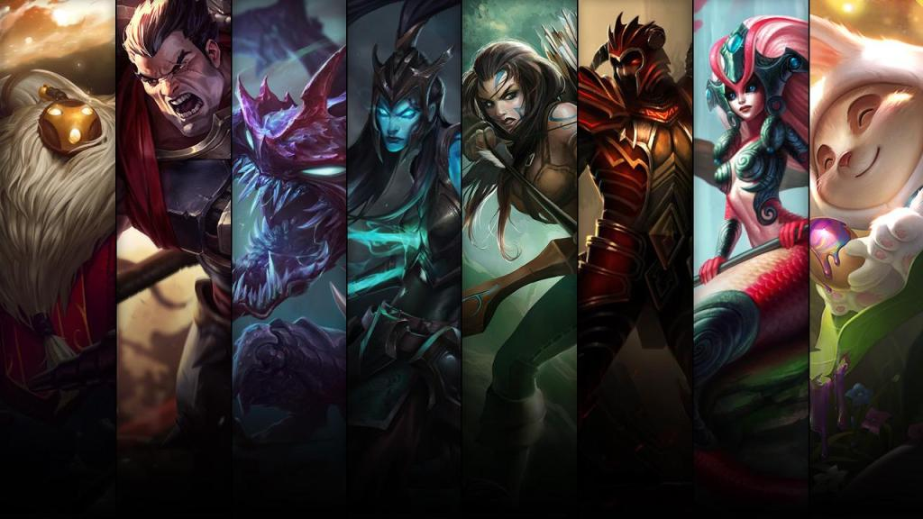Champion and skin sale: 07.14 – 07.17