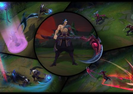 kayn-collage