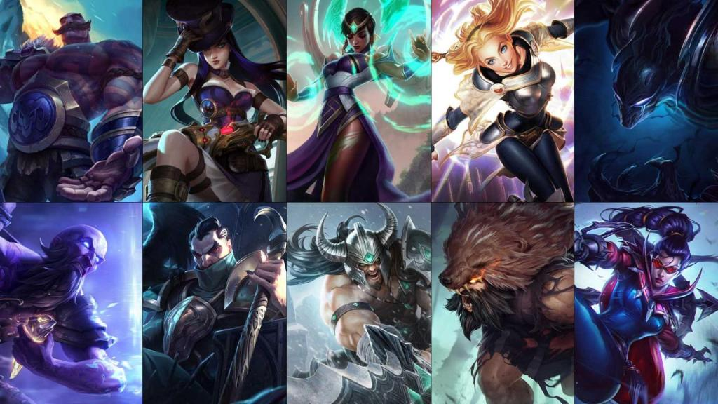New free champion rotation: Braum, Caitlyn, Karma and more!