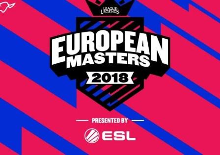European Masters tournament