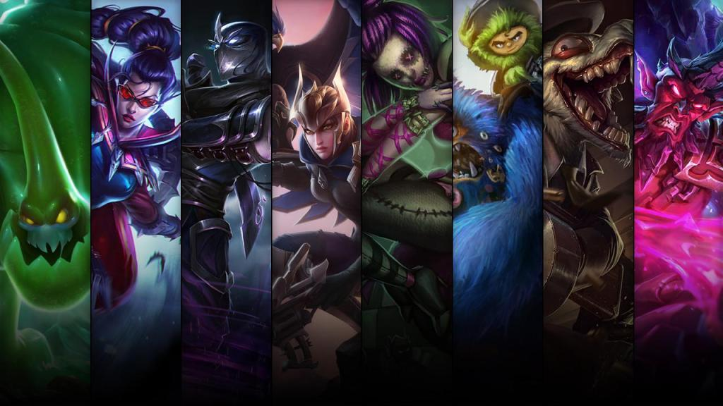 Champion and skin sale: 04.13 — 04.16