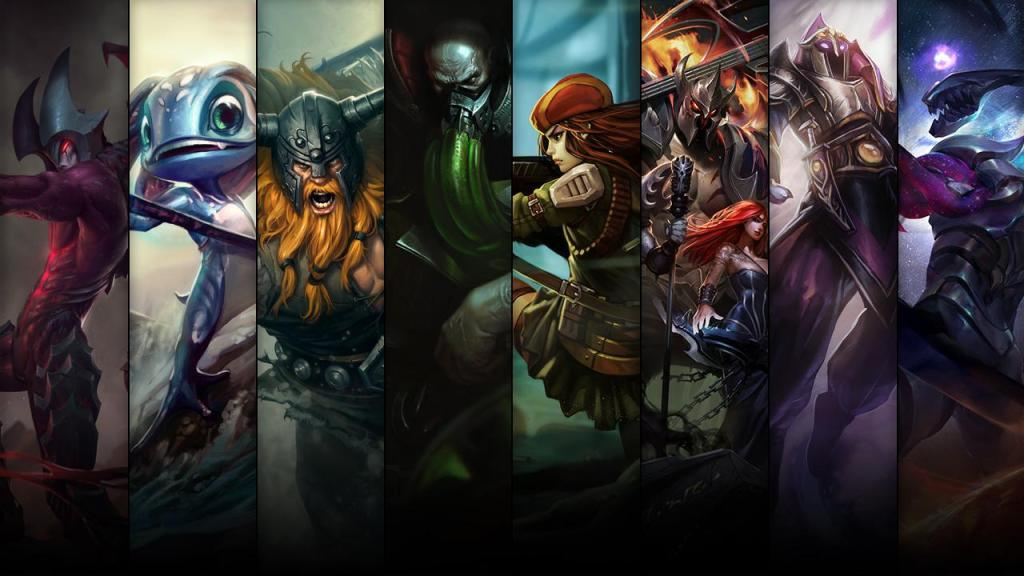 Champion and skin sale: 04.10 – 04.13