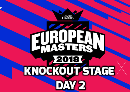 European Masters, Knockout Stage Day 2
