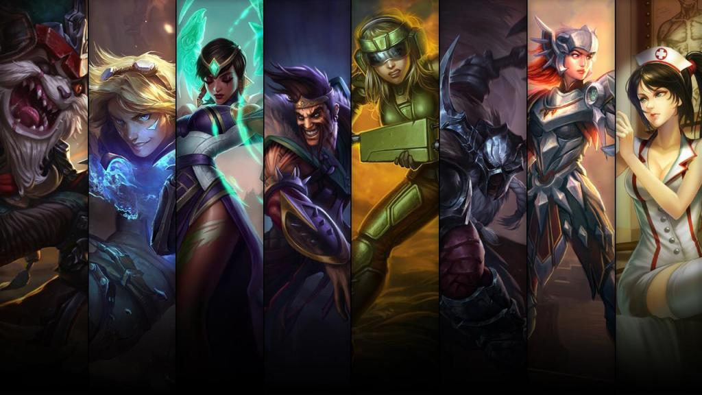 Champion and Skin Sale: 04.06 – 04.09