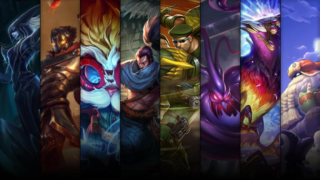 Skin and Champion Sales 04.24 - 04.27