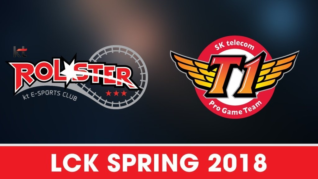LCK Playoffs: SKT Demolished by KT Rolster in a Bo5
