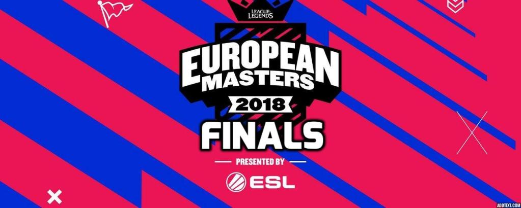 Origen are the first European Masters Champions