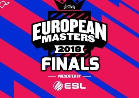 League of Legends European Masters Finals
