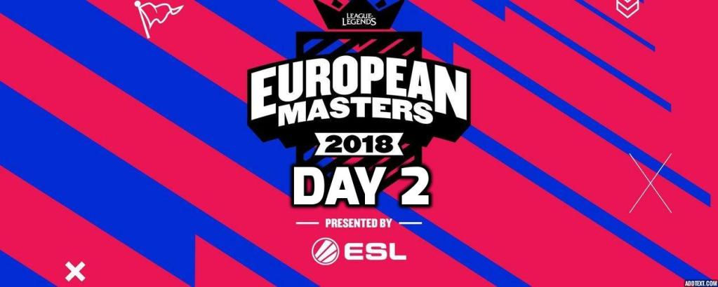 Highlights of the European Masters Main Event, Day 2