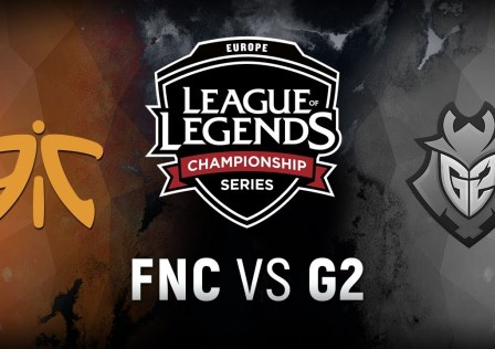 Fnatic vs G2, EU LCS Spring Split Final 2018