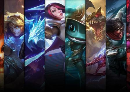 Champion and Skin Sale 05.08 - 05.11