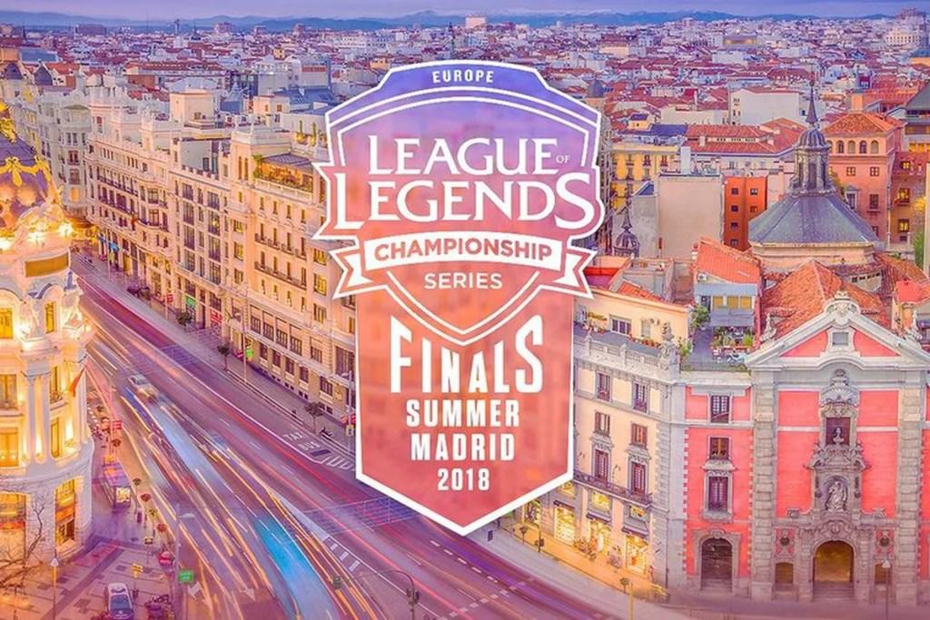 EU LCS Summer Split Finals