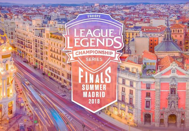 EU LCS Summer Split Finals
