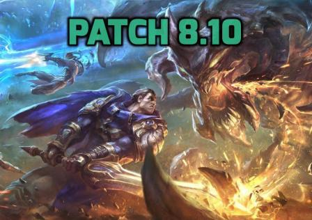 Notes for patch 8.10