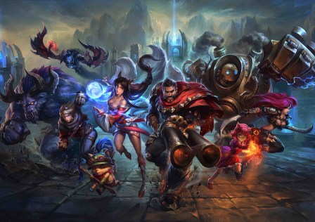 The Dark Side of League of Legends