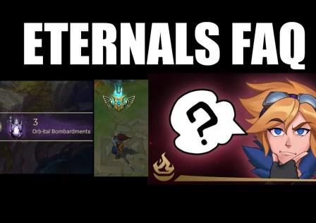 Eternals Faq Patch9.17