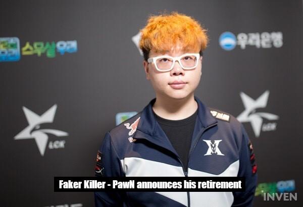 Faker Killer Pawn