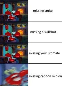 League of Legends Memes – Missing