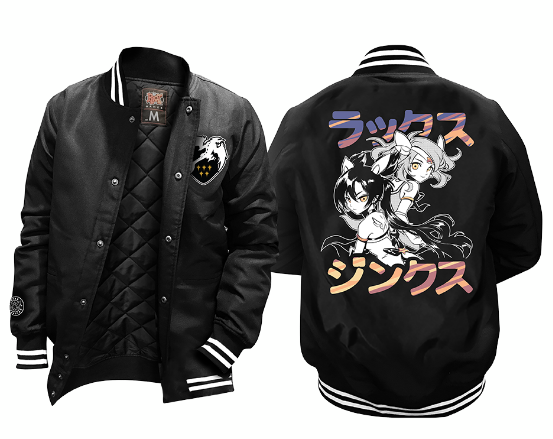 STAR GUARDIAN VARSITY JACKET (UNISEX)