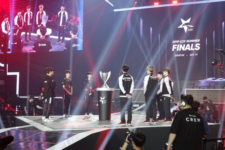 SK Telecom T1 Wins – Begin the Summer split with 9th place and won 2019 LCK Championship