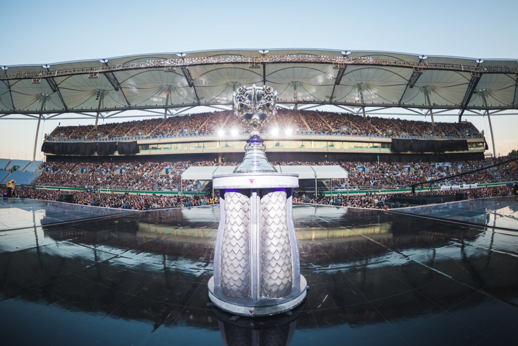 2018 World Championship: Finals