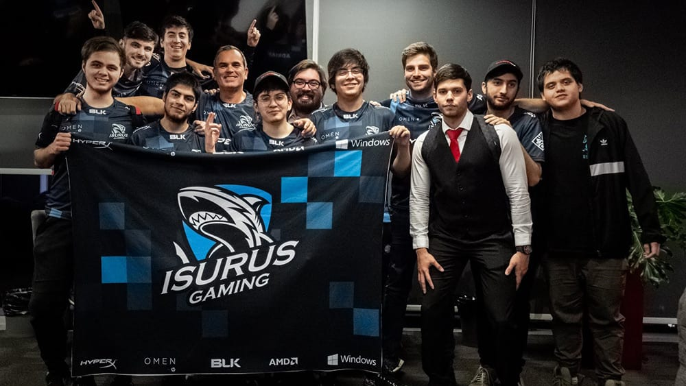 Isirus Gaming
